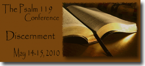 Psalm 119 Conference