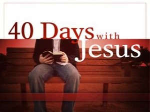 40 Days With Jesus