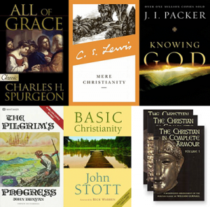 5 books every Christian should read