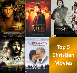 Top 5 Inspirational Christian Movies